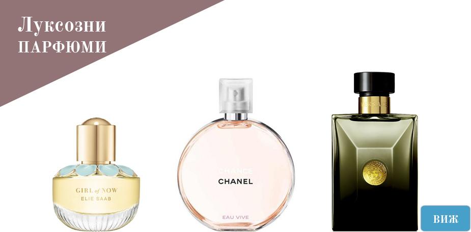 Промоция на Луксозни парфюми